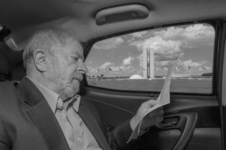 O fardo de Lula