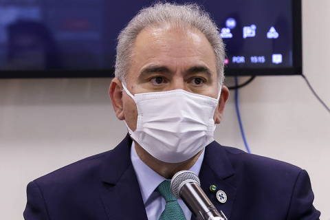 Ministério da Saúde anuncia terceira dose contra Covid para pessoas com mais de 60 anos