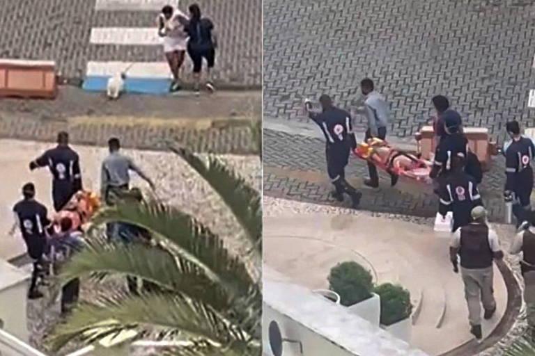 Babá que pulou de prédio na BA diz que sofria agressões físicas e verbais