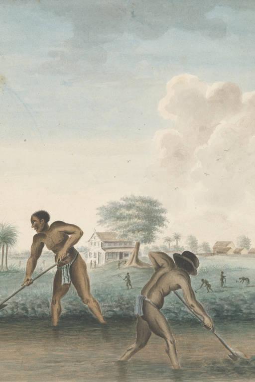 Exposição 'Escravatura', no Rijksmuseum em Amsterdã
