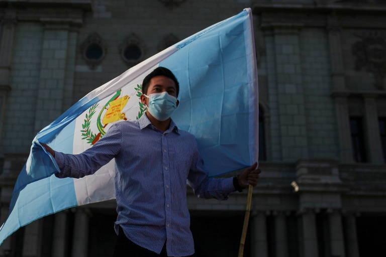 Guatemala capturada por uma elite corrupta