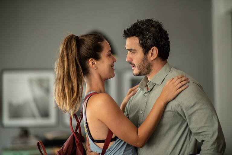 Imagens do filme 'Um Casal Inseparável'