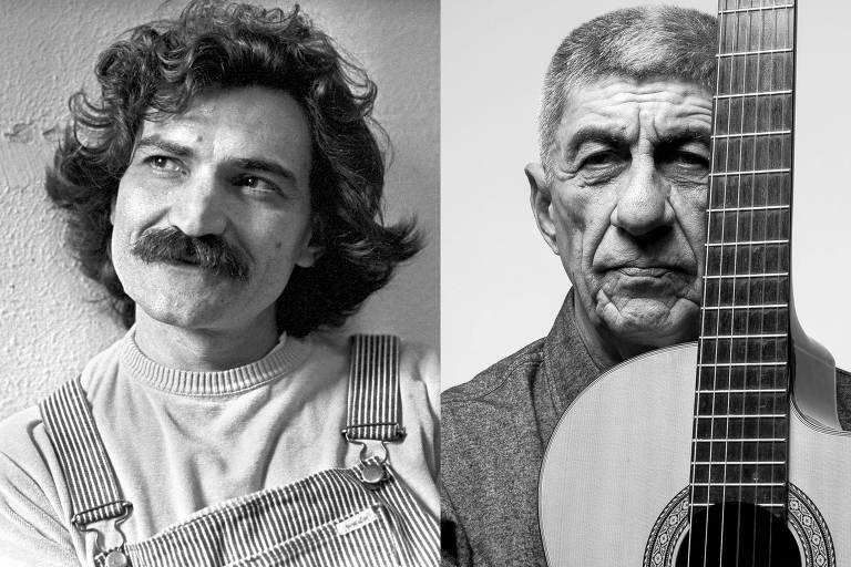 Fagner e filha de Belchior querem gravar músicas inéditas do compositor