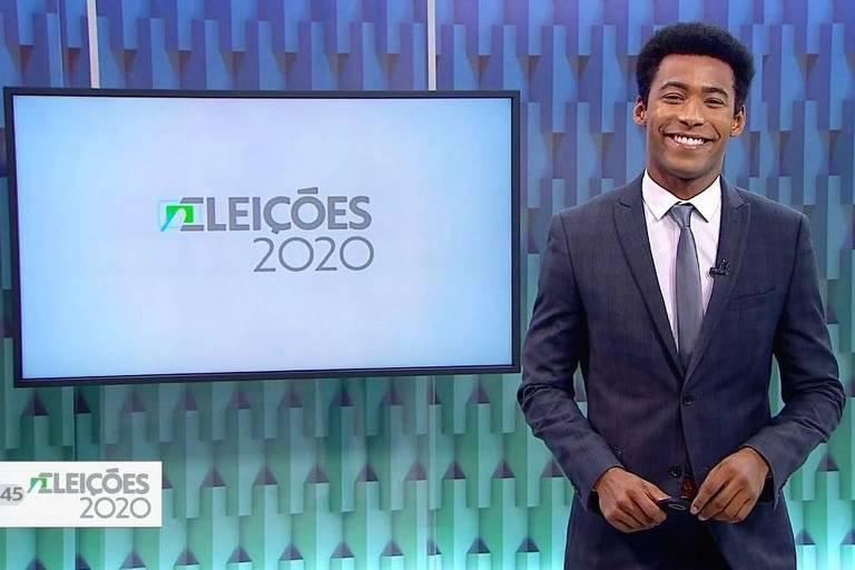 Foto do apresentador Pedro Lins Filho