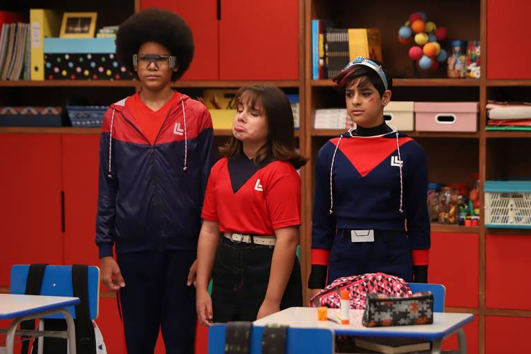 Imagens de 'Bugados' (3ª temporada)