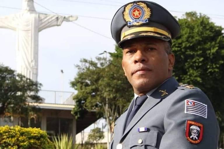 O tenente-coronel Paulo Ribeiro, da reserva da Polícia Militar de São Paulo