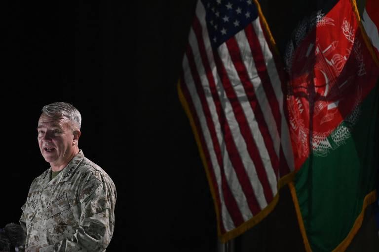 EUA estão determinados a agir contra autores de atentado em Cabul, diz chefe militar