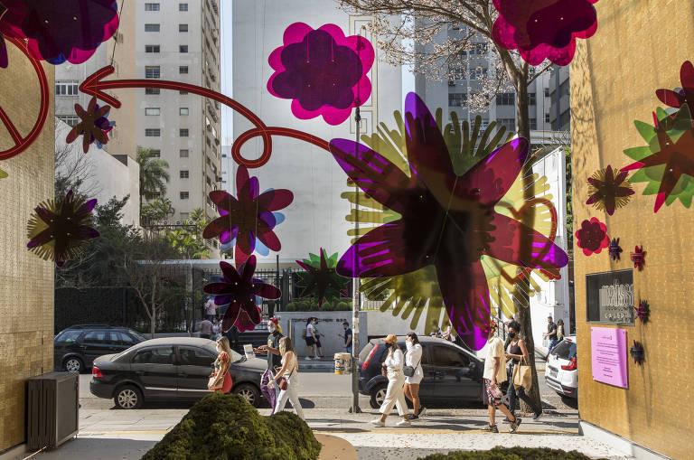 Oscar Freire é bolha pandêmica de consumo