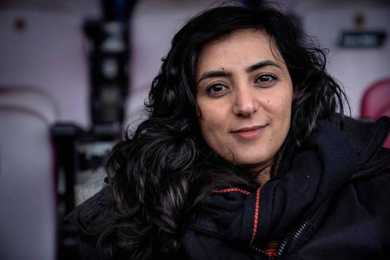 Ex-capitã do Afeganistão já foi chamada de prostituta por jogar futebol