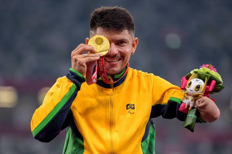 Os medalhistas paralímpicos brasileiros