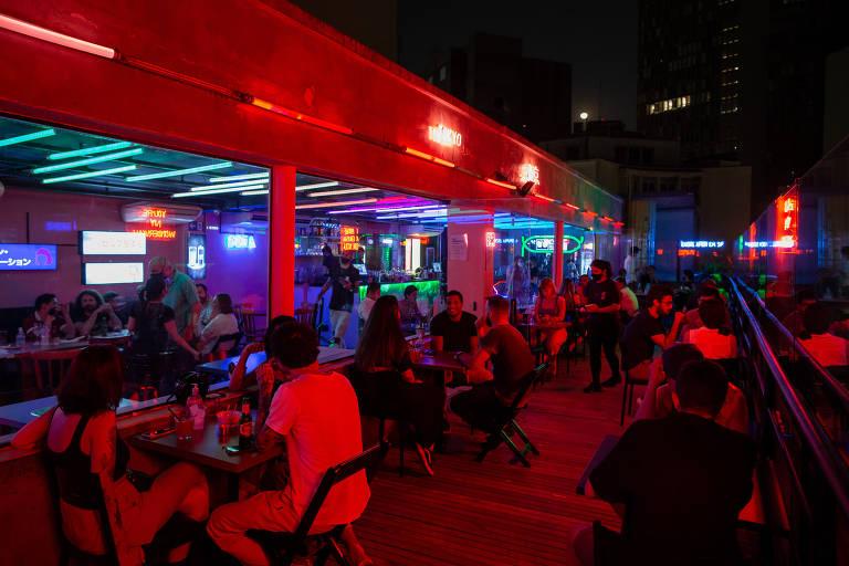 Veja imagens da Tokyo, balada que agora opera como bar e restaurante