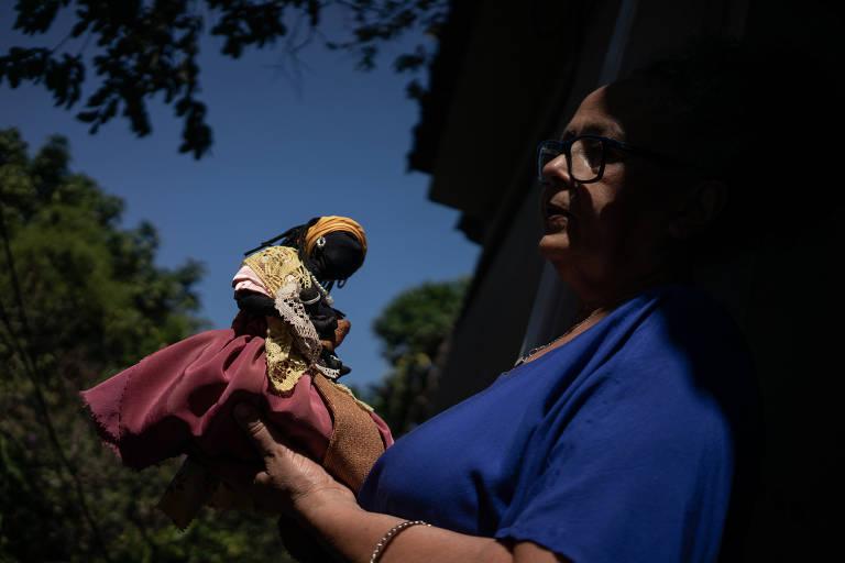 A história das bonecas Abayomi