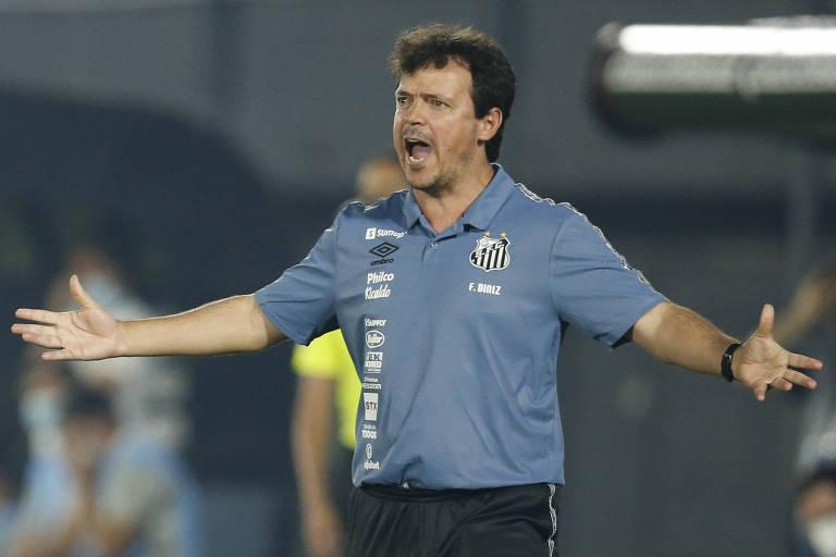 Palmeiras e Santos tentam reagir no Brasileiro, e Corinthians busca alimentar otimismo