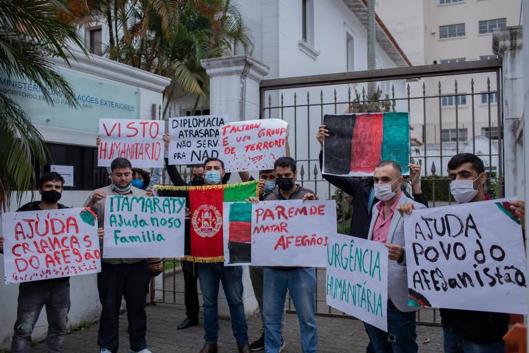 Ministério Público pede que Brasil receba juízas afegãs e outros refugiados do país