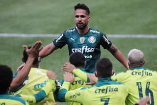 Brasileiro Championship - Palmeiras v Athletico Paranaense
