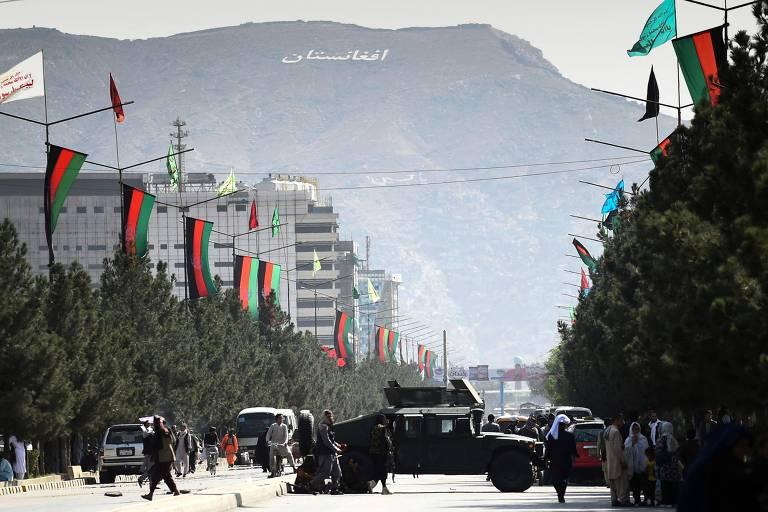 EUA alertam para nova 'ameaça crível' em aeroporto do Afeganistão