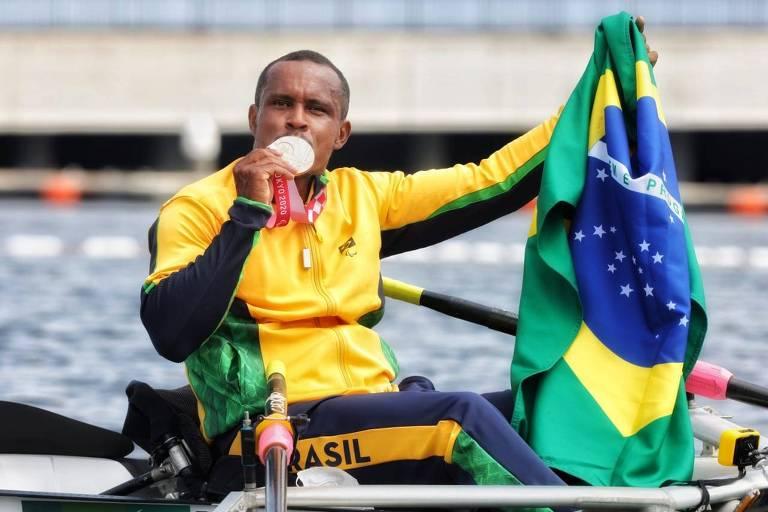 Os medalhistas paralímpicos brasileiros em Tóquio