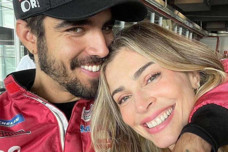 Grazi Massafera confirma término com Caio Castro: 'Hora de seguir separados'