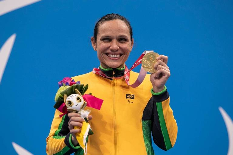 Medalhistas do Brasil nas Paralimpíadas de Tóquio