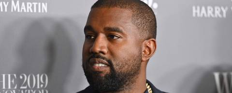 (FILES) In this file photo US rapper Kanye West attends the WSJ Magazine 2019 Innovator Awards at MOMA on November 6, 2019 in New York City. - Music icon Kanye West has filed to legally change his name to his longtime nickname