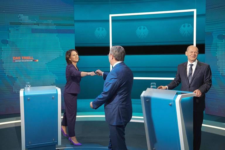 Eleição embolada pode deixar Alemanha à deriva por meses