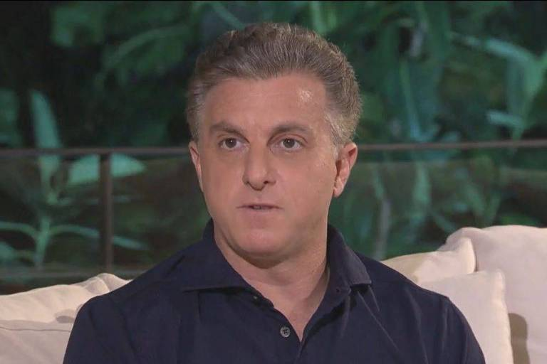 Luciano Huck em entrevista ao Fantástico
