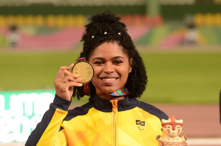 Esporte foi ferramenta de autoaceitação para Raíssa Machado