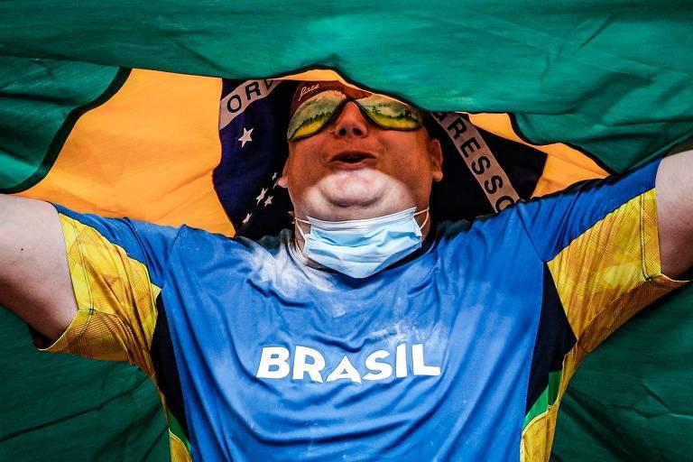 Medalhistas brasileiros nas Paralimpíadas de Tóquio