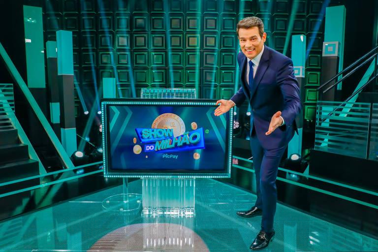 Show do Milhão retorna ao SBT após 12 anos: 'Vai ser a mesma febre'