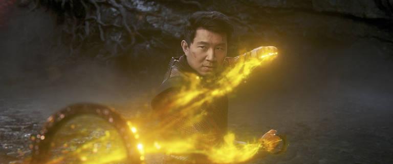 Imagens do filme Shang-Chi e a Lenda dos Dez Anéis