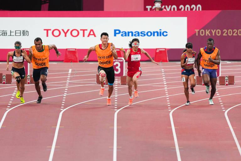 Jogos Olímpicos espelharam os Paralímpicos