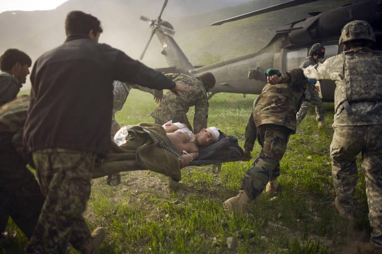 Biden normaliza antiga 'guerra ao terror' com retirada do Afeganistão