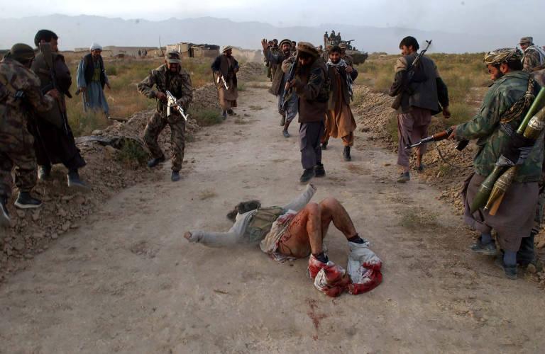 Os 20 anos de ocupação americana no Afeganistão