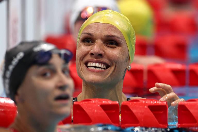 Carol Santiago dá inédito sexto ouro para brasileiras nas Paralimpíadas