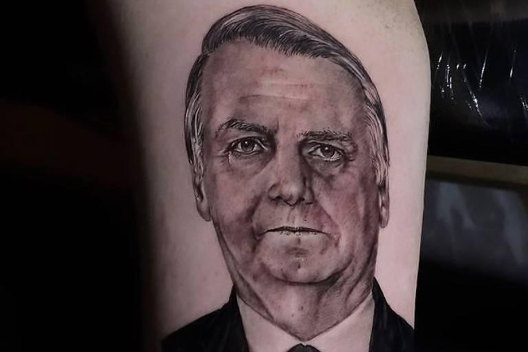Tatuagens políticas