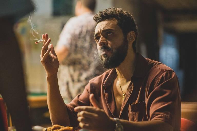 Imagens do ator Rui Ricardo Diaz