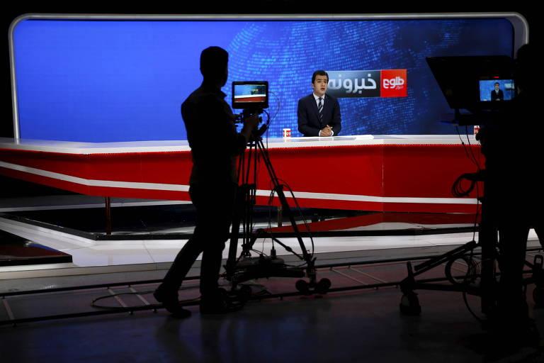 A maior emissora do Afeganistão conseguirá sobreviver ao Talibã?