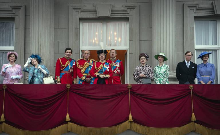 Confira imagens da 4ª temporada de 'The Crown'