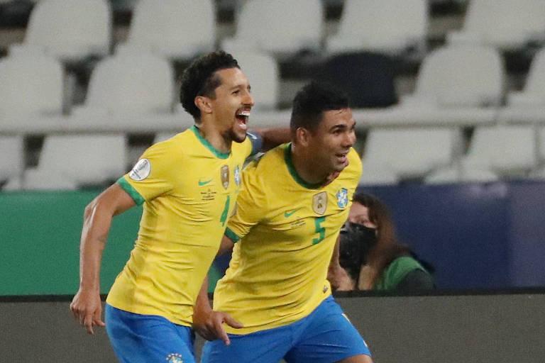 Não vejo a seleção brasileira enfraquecida para os jogos das Eliminatórias