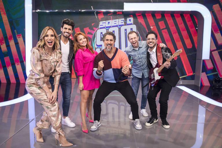 Globo concentra esforços nas estreias de Marcos Mion e Luciano Huck