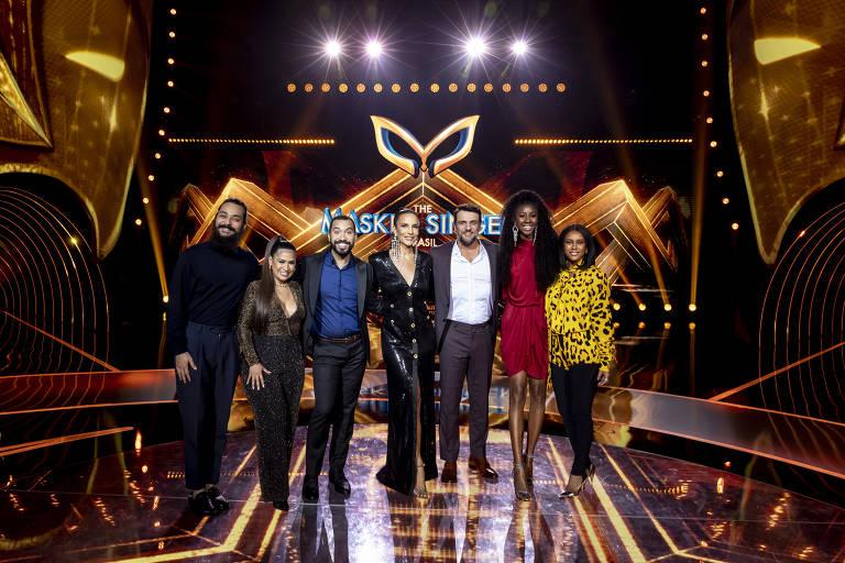 Programa 'The Masked Singer Brasil'
