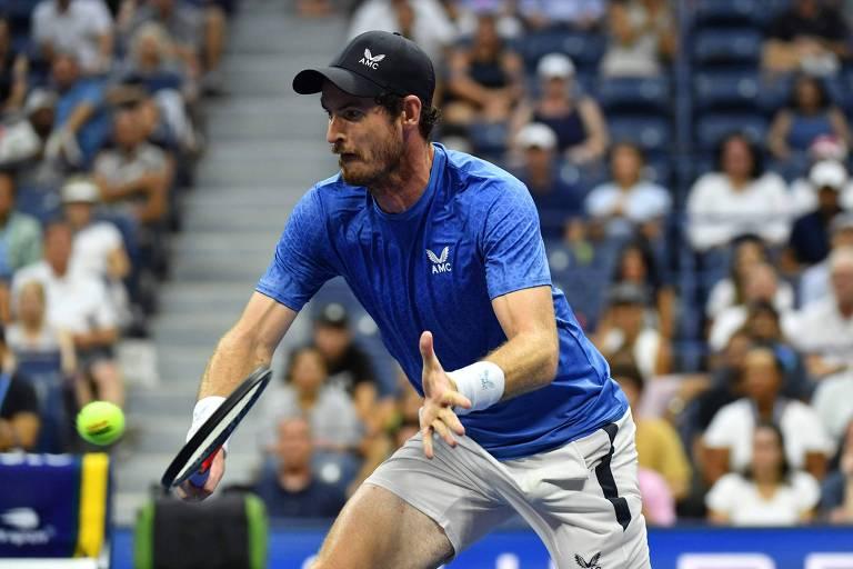 Andy Murray acredita que tenistas devem se vacinar também por responsabilidade com as outras pessoas
