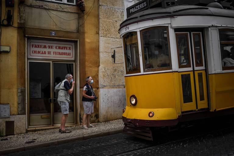 Portugal autoriza a entrada de turistas brasileiros