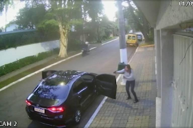 Policiais que fazem segurança do prefeito de SP matam suspeito de roubo; vídeo mostra ação