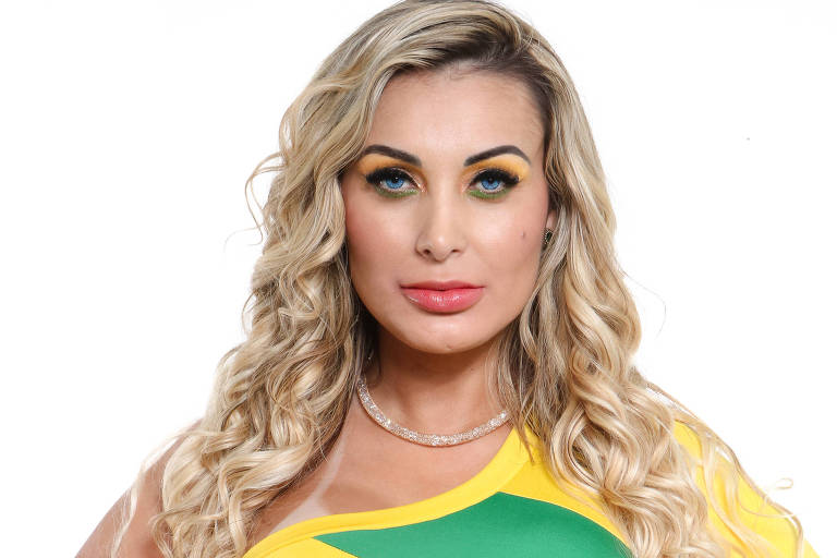 Andressa Urach fala sobre escolha de nome do filho: 'Queria Bolsonaro'