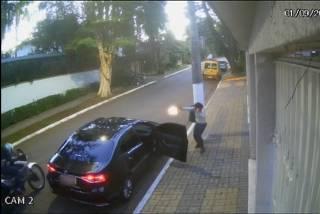 Policiais que fazem segurança do prefeito de SP matam suspeito de roubo