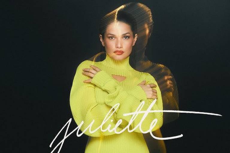 Juliette apresenta capa de seu 1º EP e é acusada de plágio