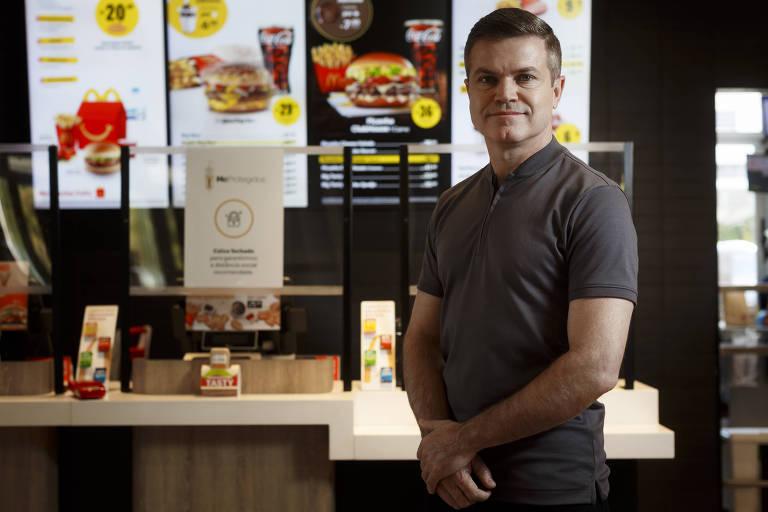 'No dia em que não puder vender mais bacon, a gente não vende', diz presidente do McDonald's no Brasil