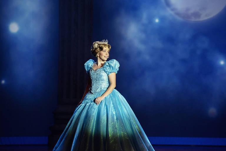 'Cinderella, o musical da Broadway' chega ao Teatro Liberdade