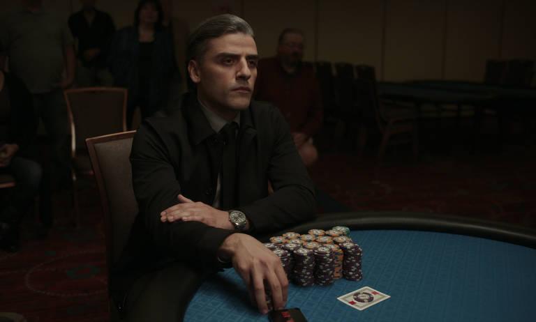 Veja cenas de 'The Card Counter'